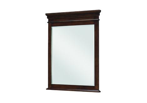Canterbury Vertical Mirror