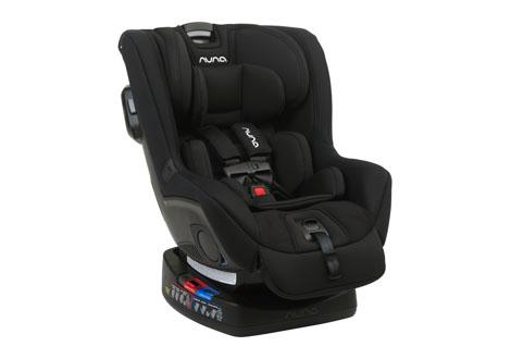 Rava Convertible Car Seat in Caviar