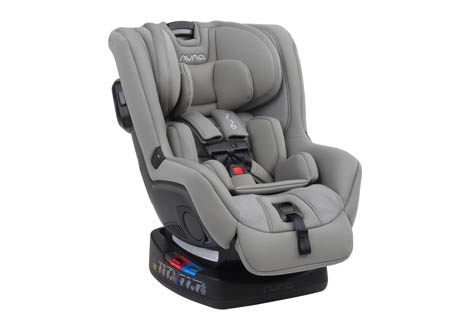 Rava Convertible Car Seat in Frost