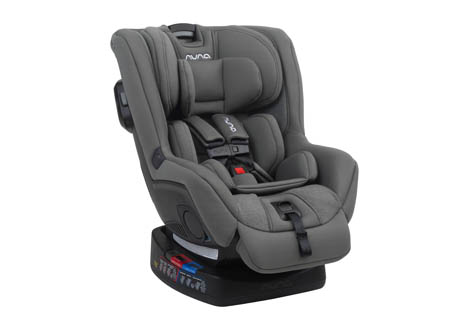 Rava Convertible Car Seat in Granite