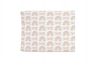 Changing Pad Cover - Rainbow Neutral