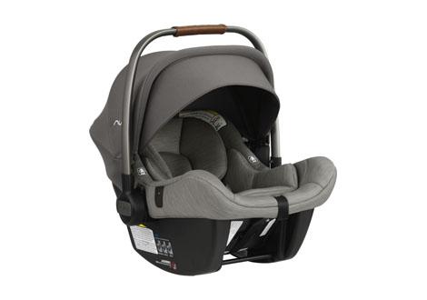 Pipa lite Infant Car Seat + Base in Granite