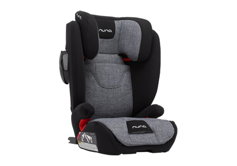Aace Booster Seat in Charcoal