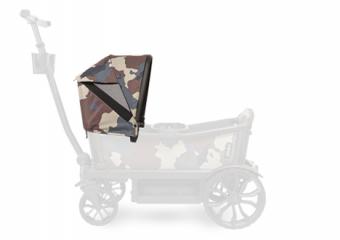 Custom Retractable Canopy Camo 6