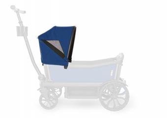 Custom Retractable Canopy Kai Blue 7
