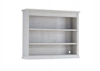 Westlake Bookcase Hutch as Bookcase