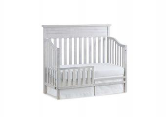 Westlake Crib with Toddler Rail