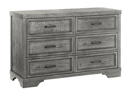 Foundry 6 Drawer Dresser