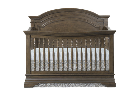 Olivia Arch Top Convertible Crib