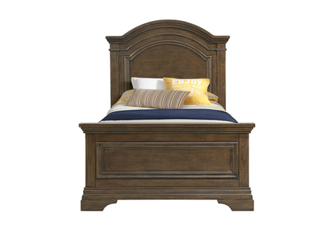 Olivia Youth Arch Top Twin Bed