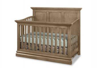 Pine Ridge Crib in Cashew