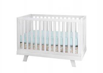 Reese Crib in White