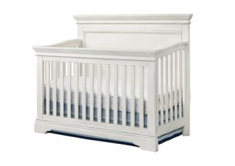 Riley Crib_With Mattess and Bedding