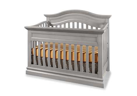 Stone Harbor Convertible Panel Crib