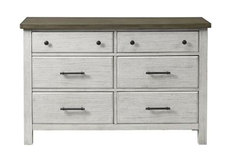 Timber Ridge 6 Drawer Dresser