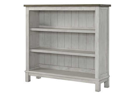Timber Ridge Hutch/Bookcase