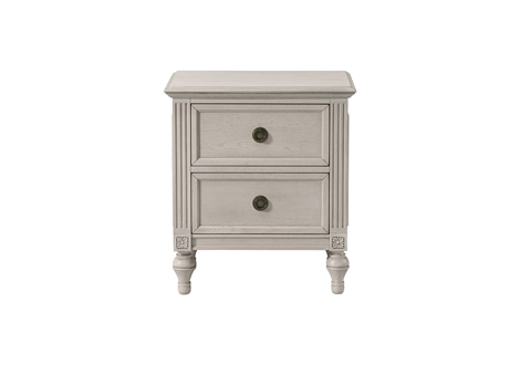 Viola 2 Drawer Nightstand