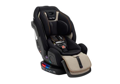 Exec Convertible Car Seat in Timber