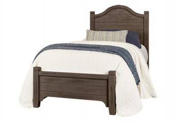 BUNGALOW FOLKSTONE TWIN ARCH BED