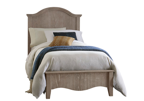 Casual Retreat Twin Arch Bed
