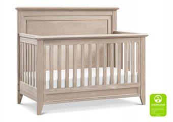 Beckett Rustic Crib Angle Silo