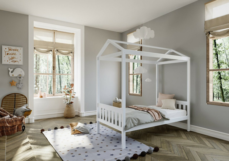 House Bed – Twin