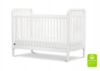Liberty Crib with Toddler Guard Rail 2