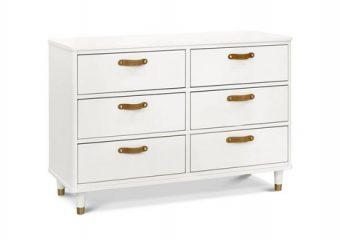 Tanner Dresser in Warm White 8