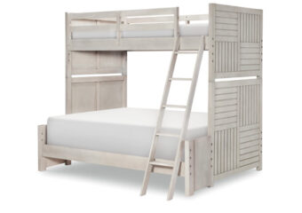 SUMMER CAMP TWIN FULL BUNK BED